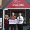Hawkhurst Jubilee Fete Committee Donation